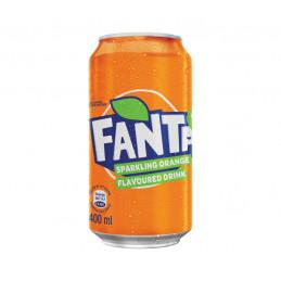 Fanta Orange Cans 440mlx24
