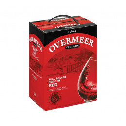 Overmeer Smooth Red Wine 5lt