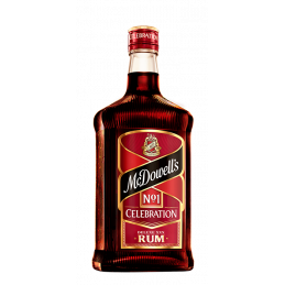 Mr Dowells No1 Rum 750Ml