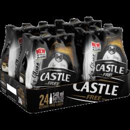 Castle Non Alcoholic Nrb...